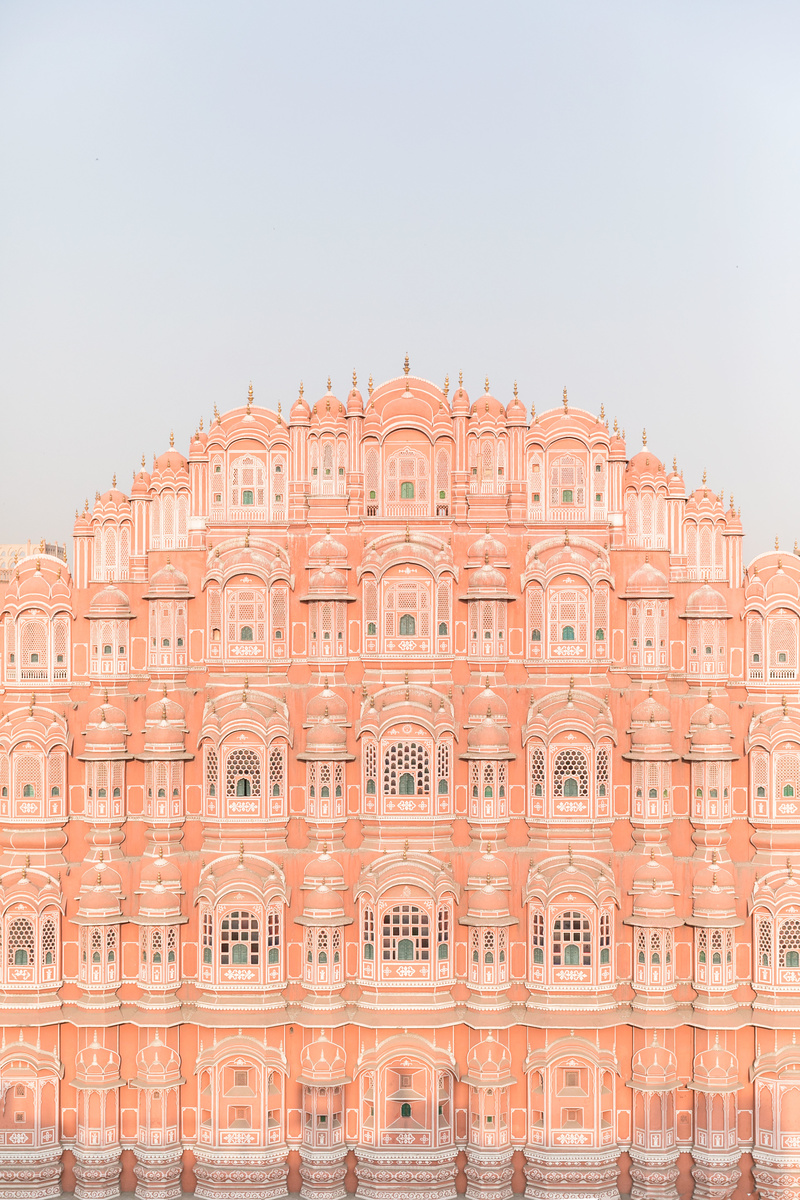 wes anderson india peach bricks architecture photography.jpg