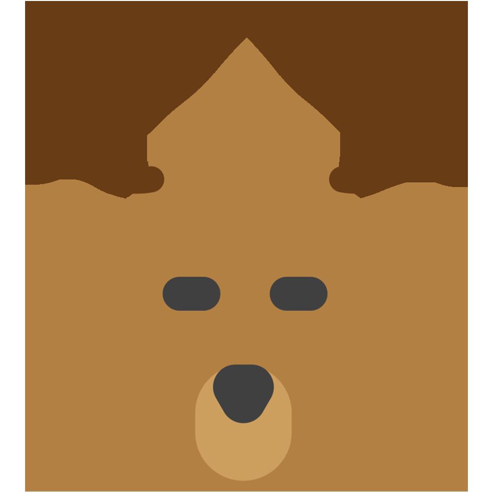 reindeer emoji