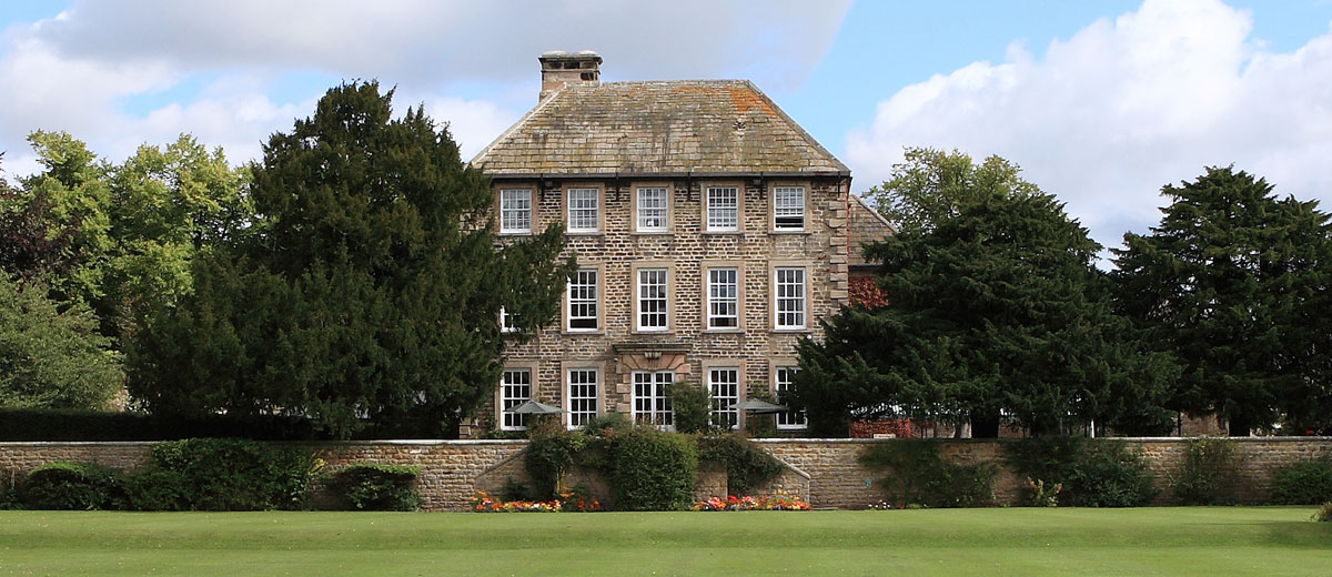 The 17th Century Headlam Hall