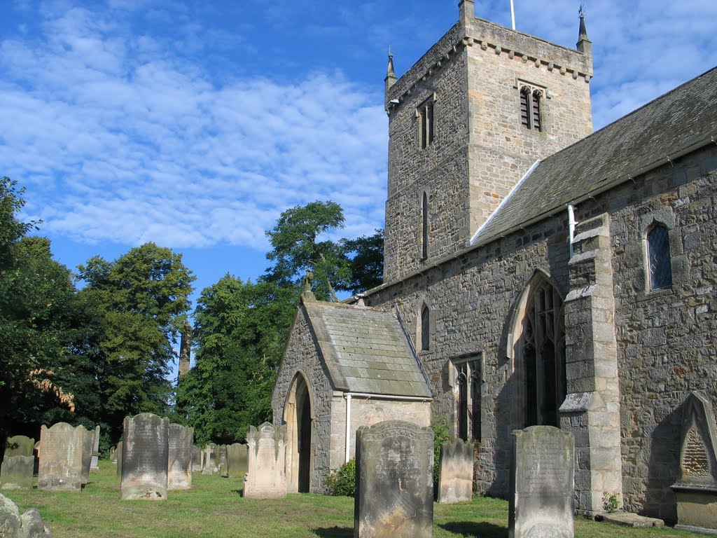 St Mary's Church, Gainford