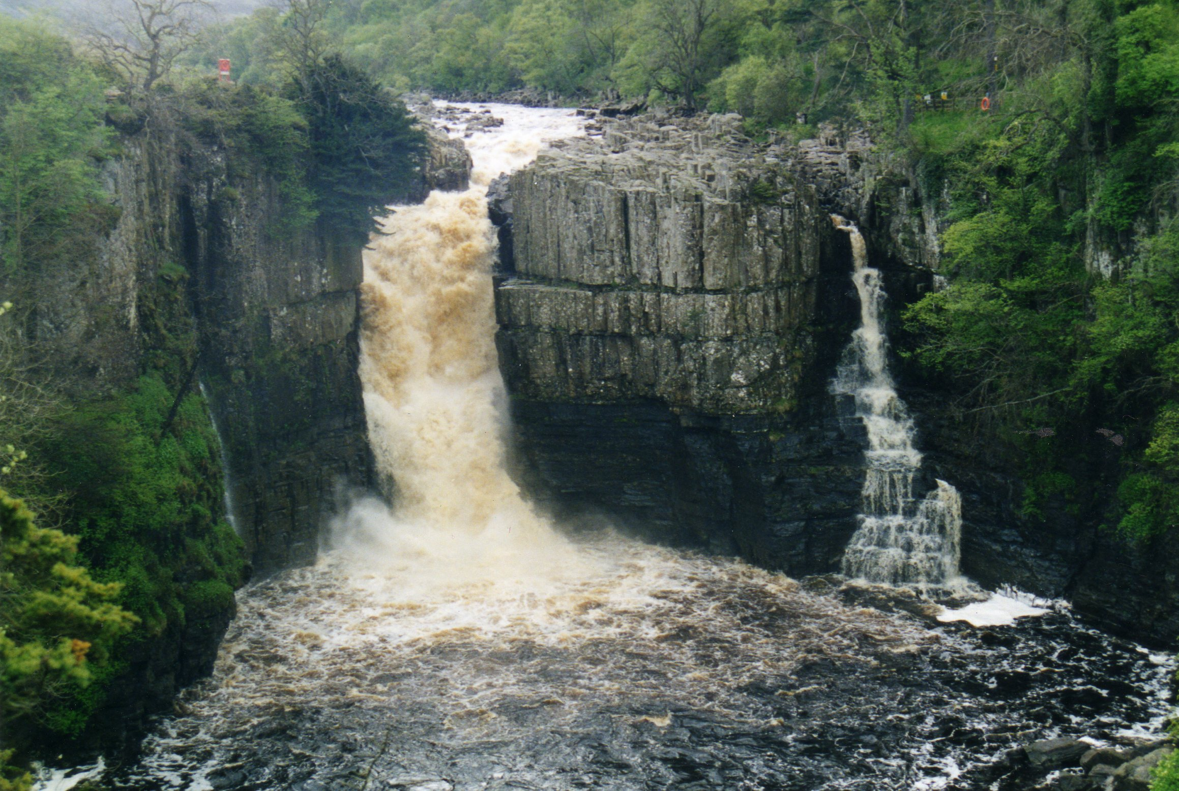 The rugged beauty of High Force