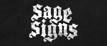 Sage Signs