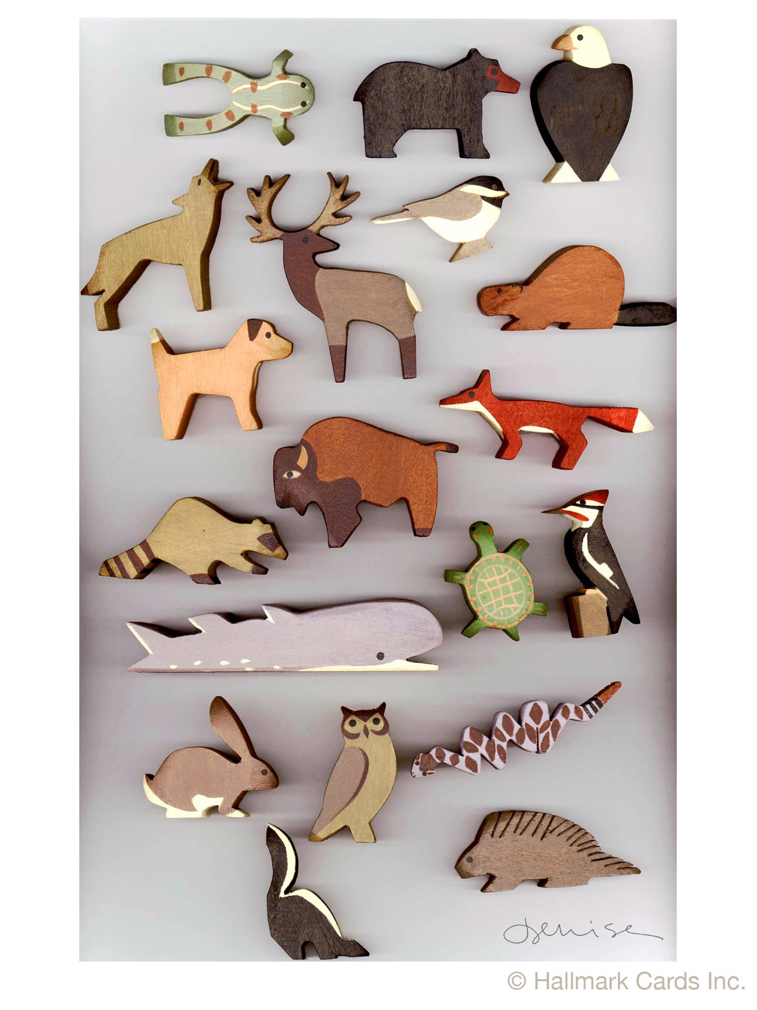 Native American Animals in wood.jpg