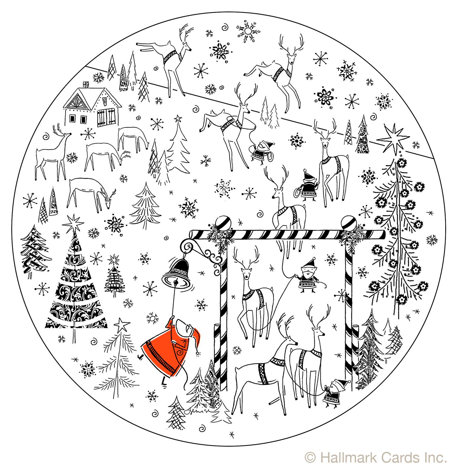 Retail Plate Santa Reindeer Roundup.jpg