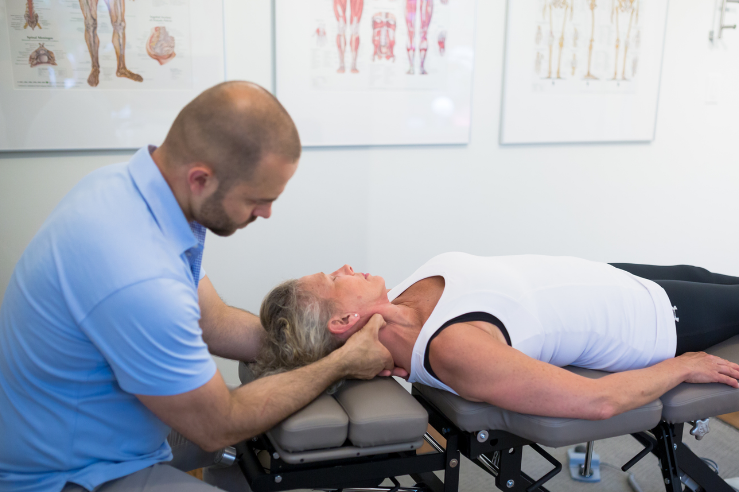 Dr. Nick Treatment of Neck Pain and Whiplash Associated Disorder in Toronto