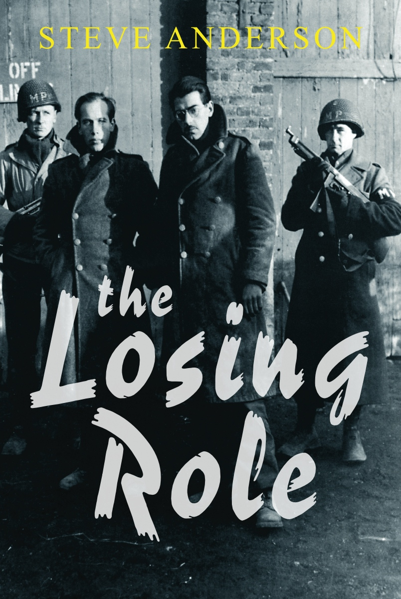 The Losing Role | Cover.jpg