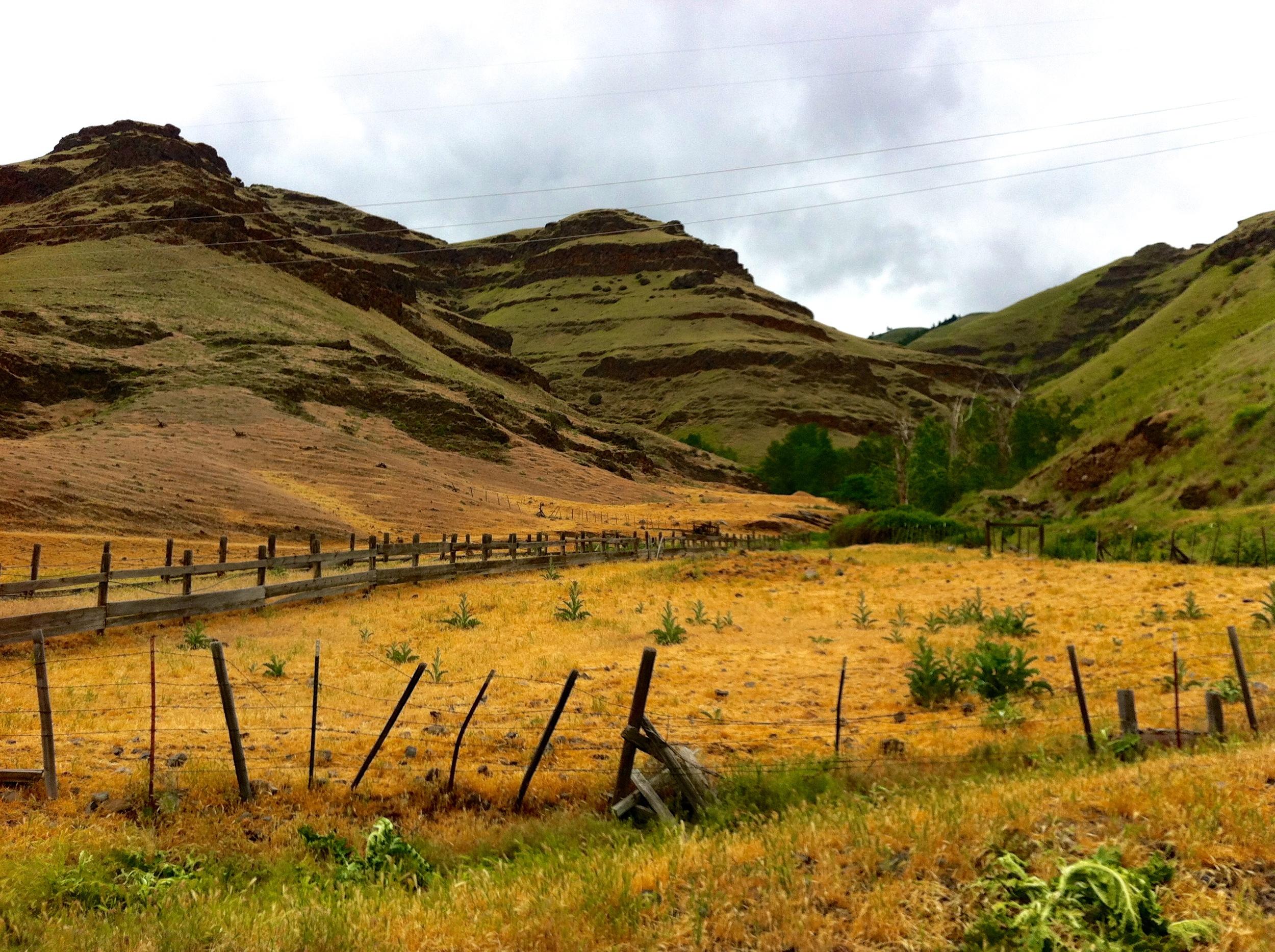 Near Imnaha, Oregon