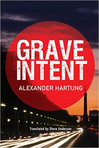 Grave Intent Cover