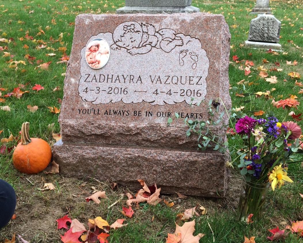 Zady's gravesite