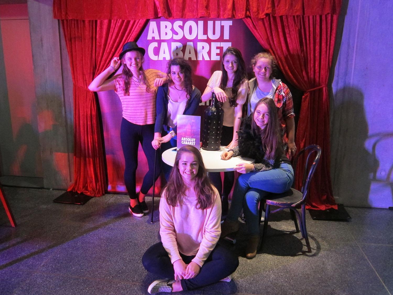 Drama cabaret event