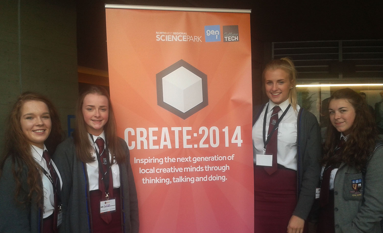 Create 2014 in Derry