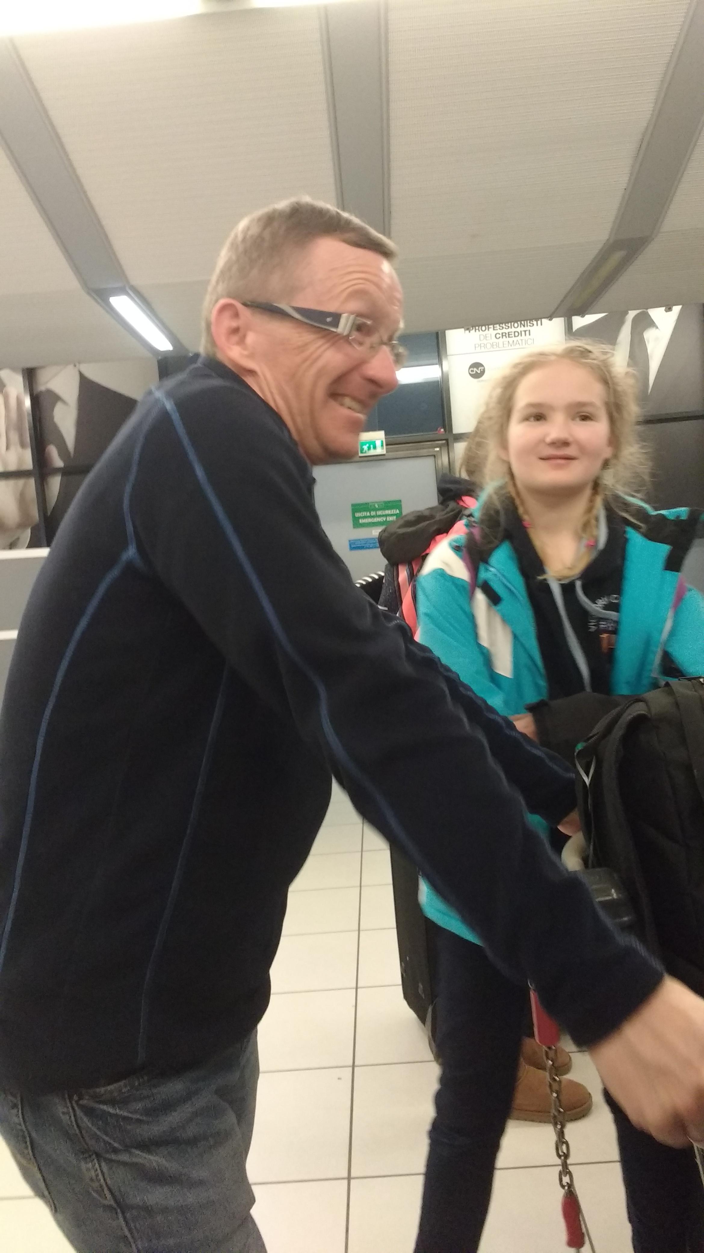 Day 7 Verona Airport