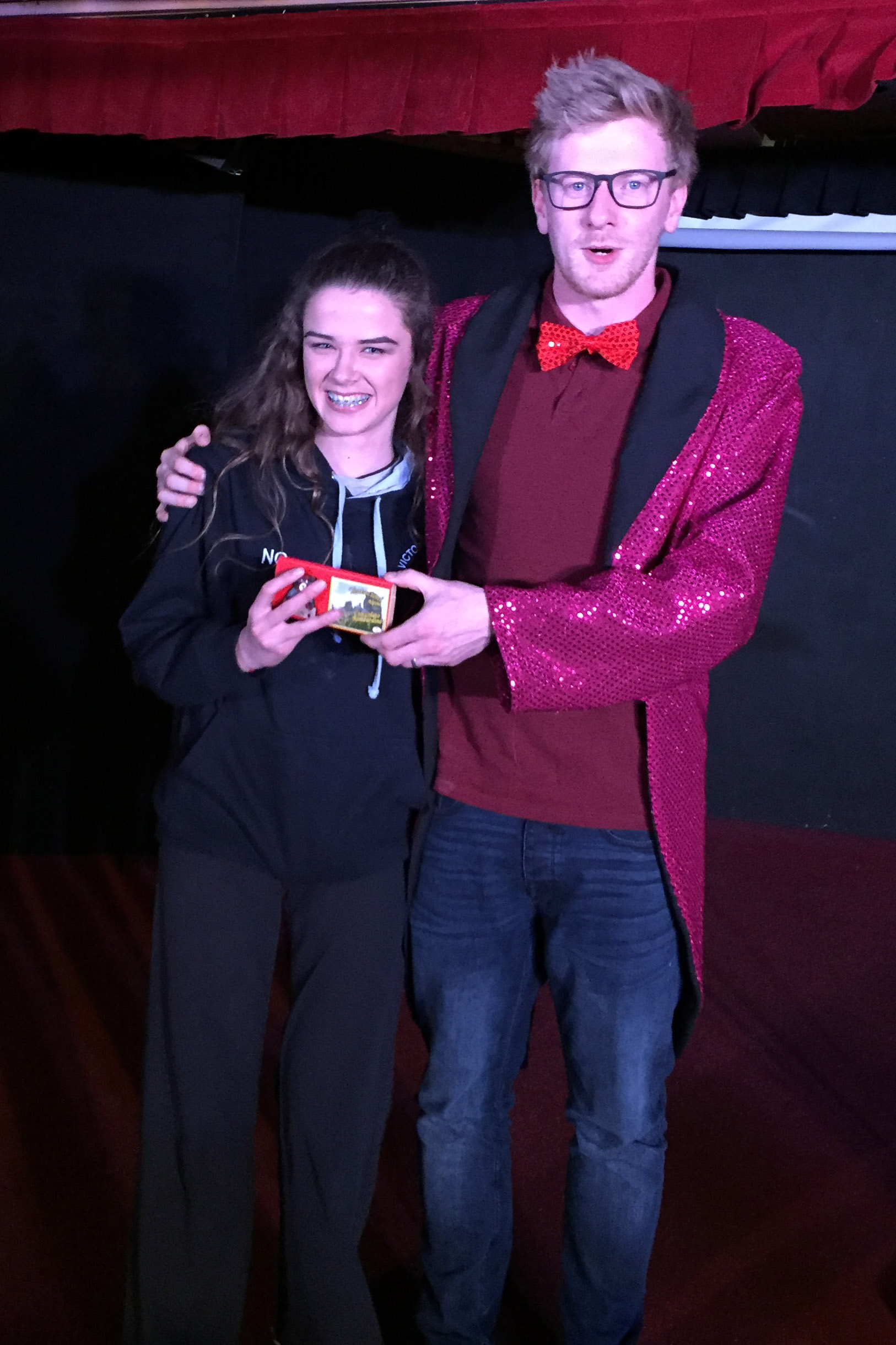 Naoise - Most Improved Intermediate