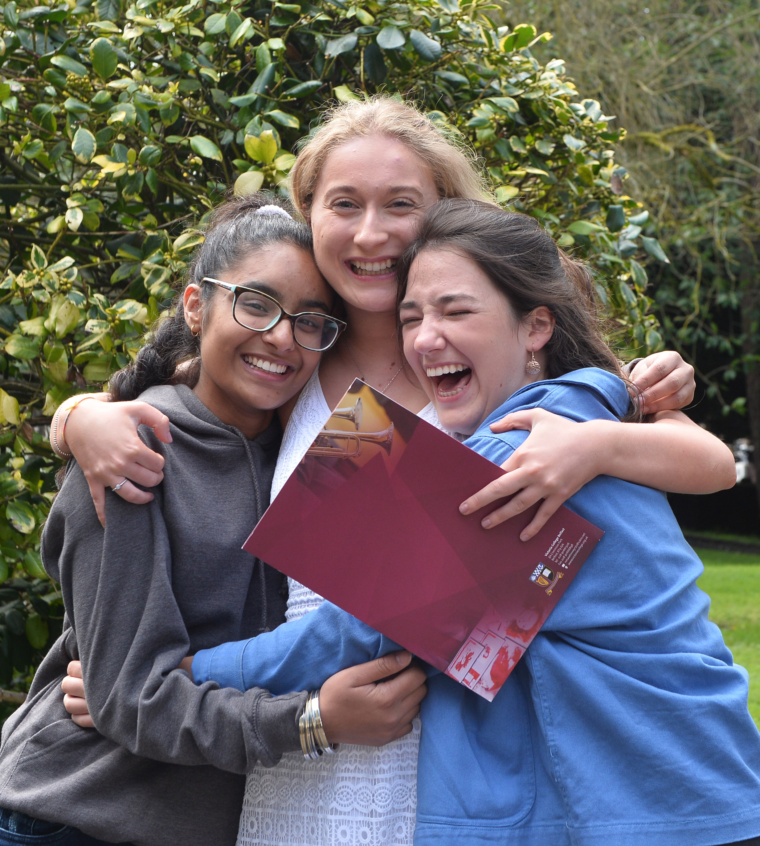 Pacemaker A Level results at Victoria College in Belfast 16.jpg