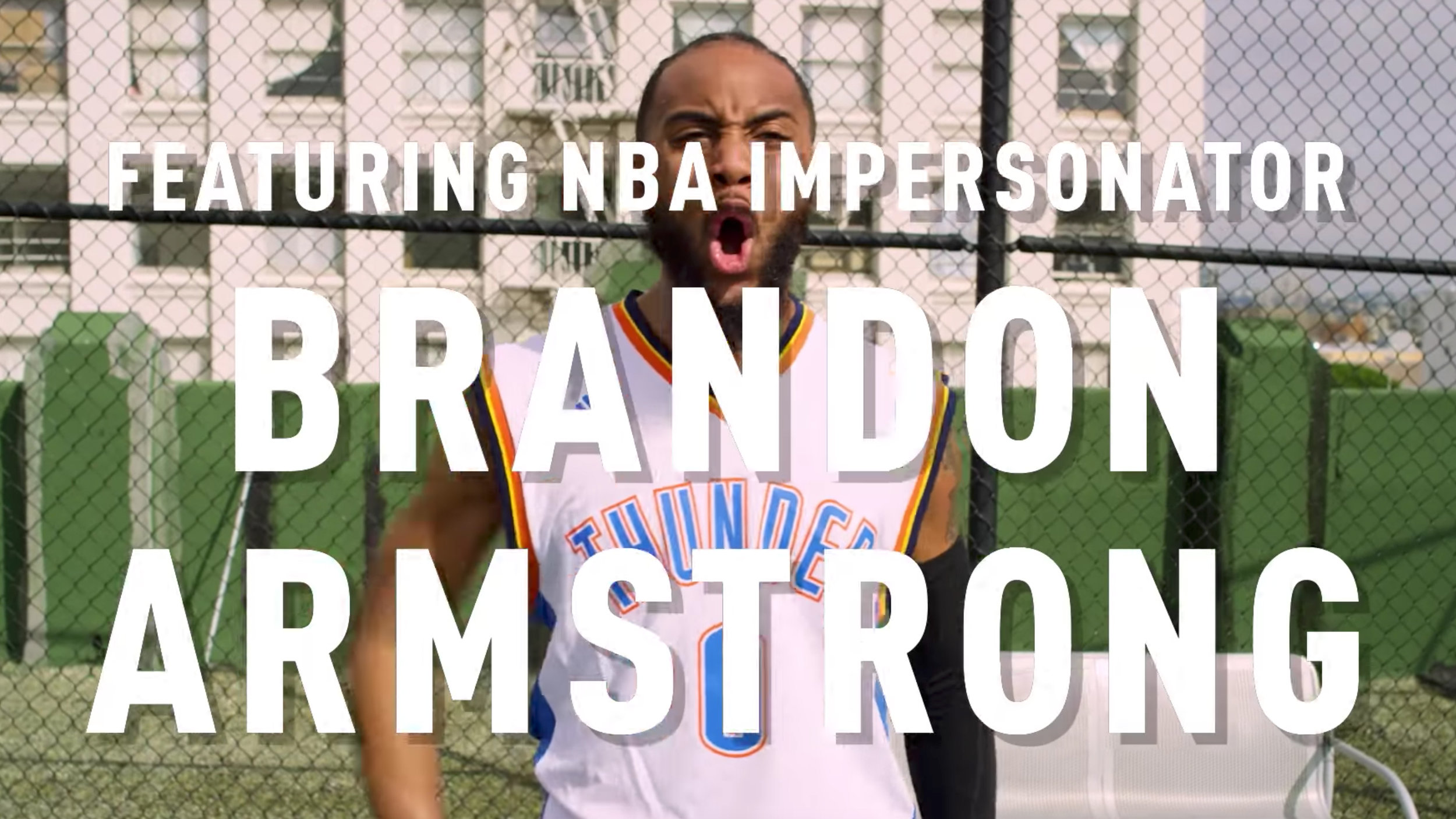 NBA Impersonator | The New Yorker