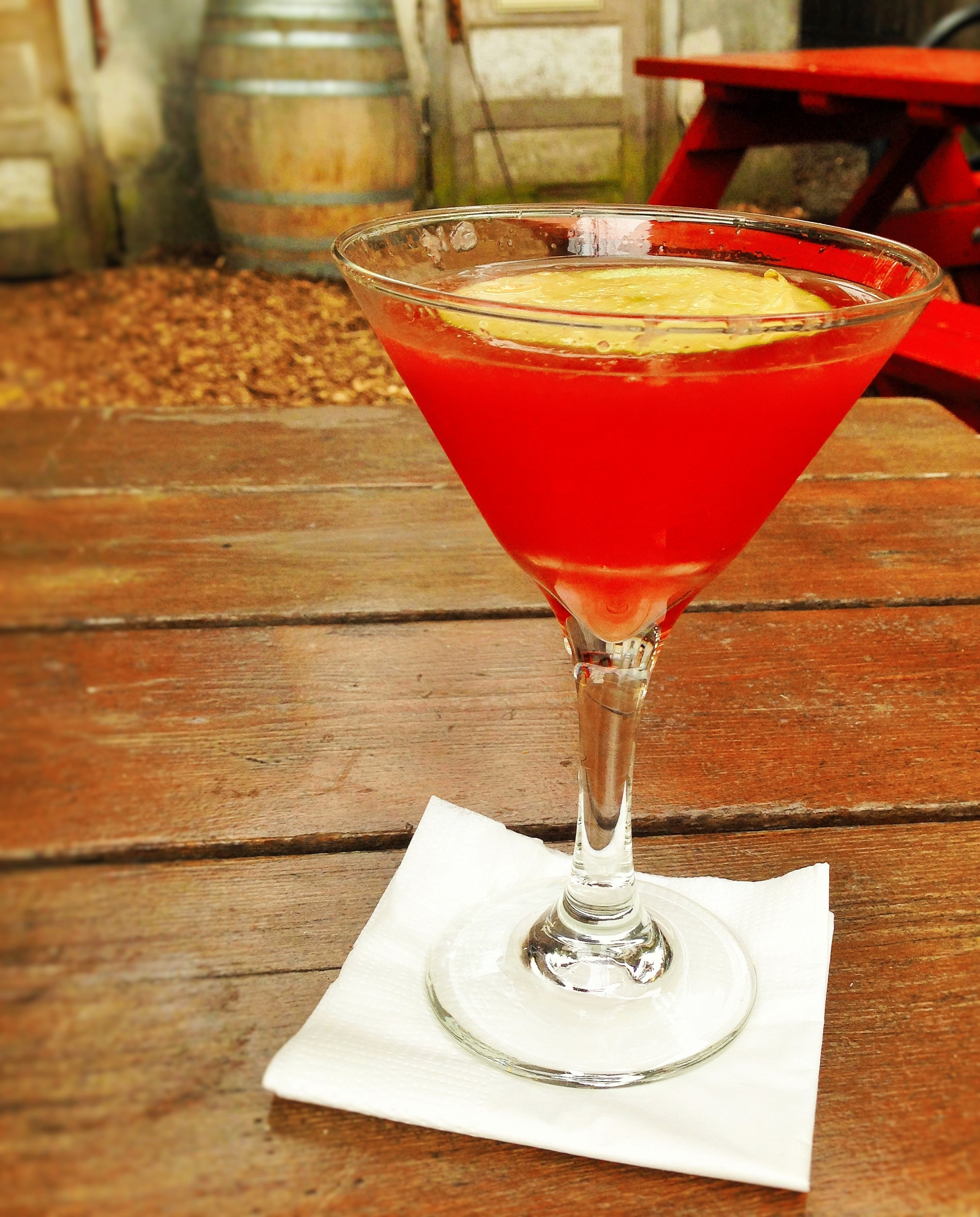 Harvest Martini