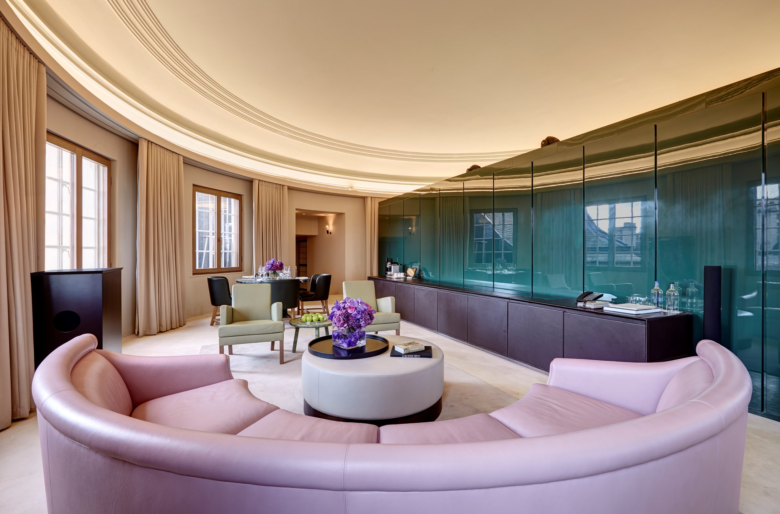 Hotel Cafe Royal - Dome Penthouse - Living Room 2.jpg