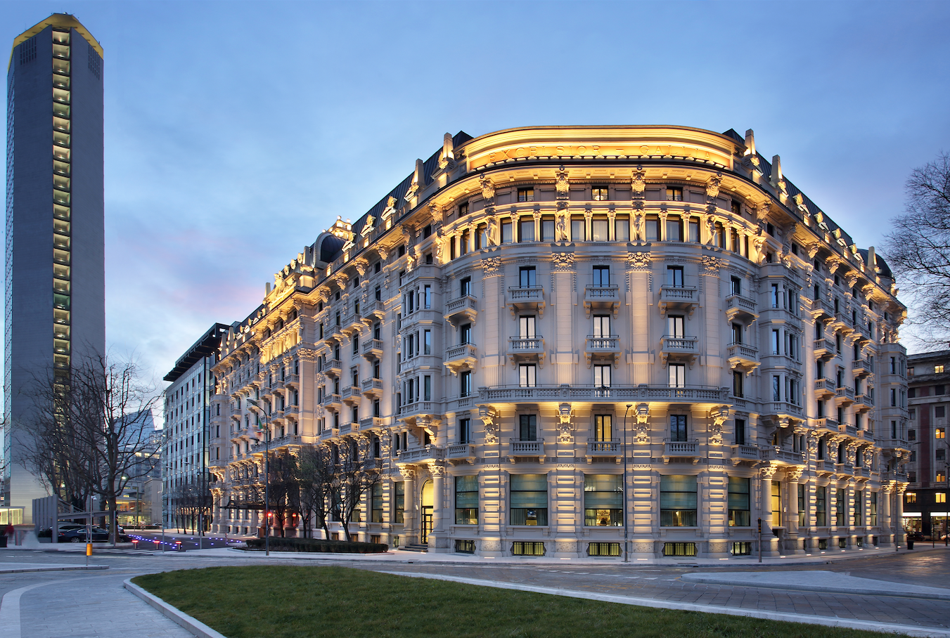 Photo Courtesy of Excelsior Hotel Gallia, a Luxury Collection Hotel, Milan
