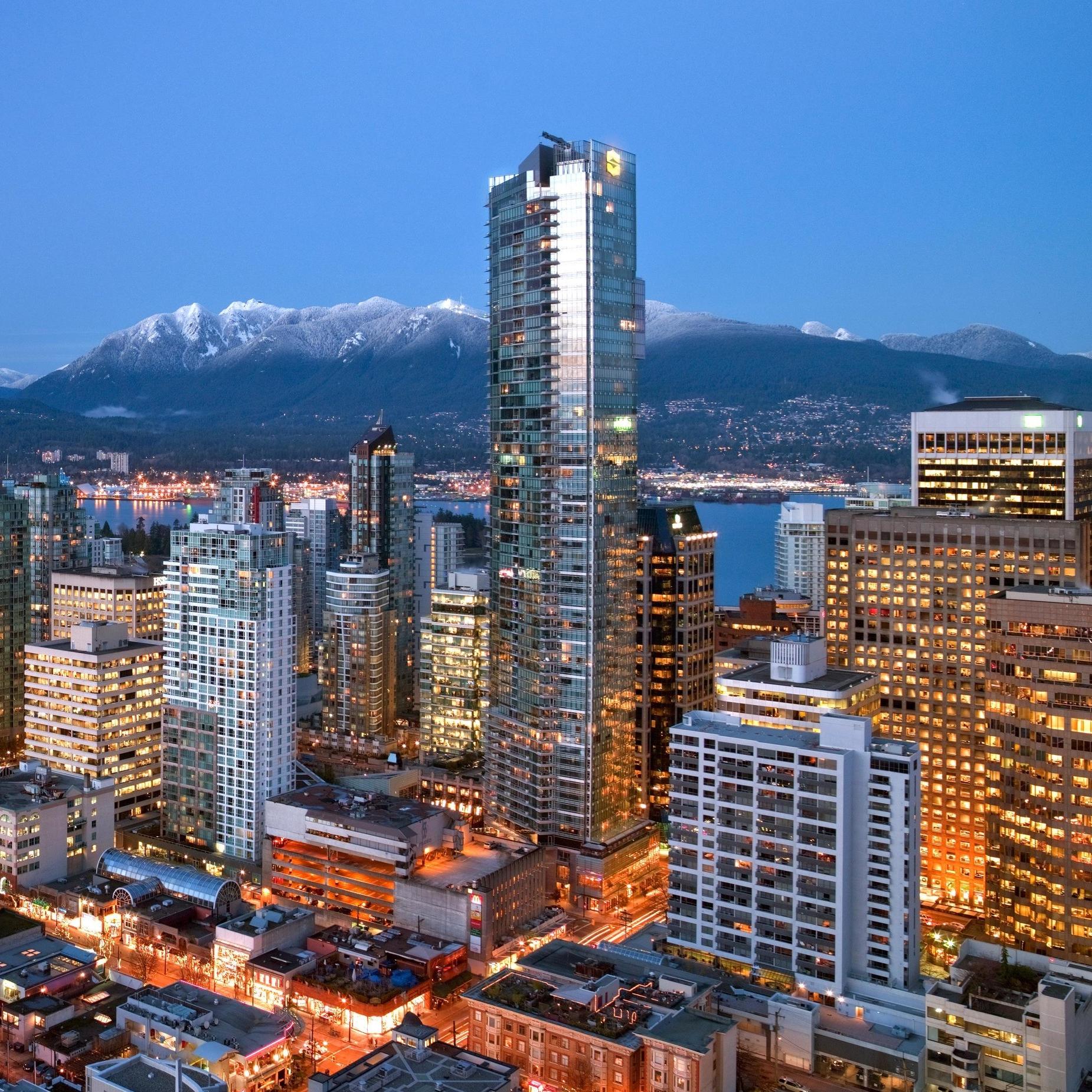 photo courtesy of    Shangri-La Hotel, Vancouver