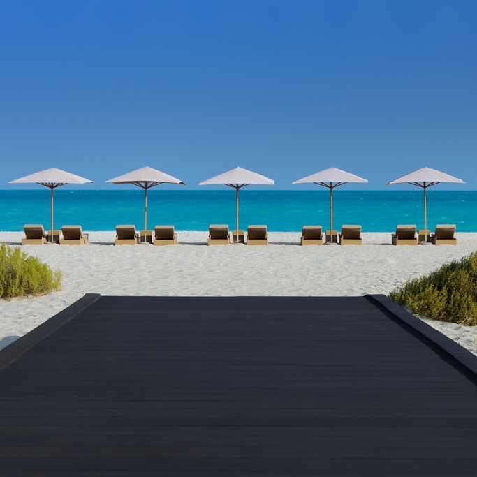 PHOTO COURTESY OF    Park Hyatt Abu Dhabi Hotel and Villas