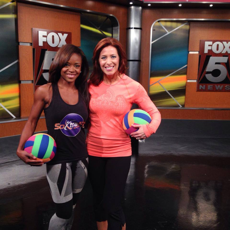 Fox 5 DC  'Get FIT'  Fitness Expert