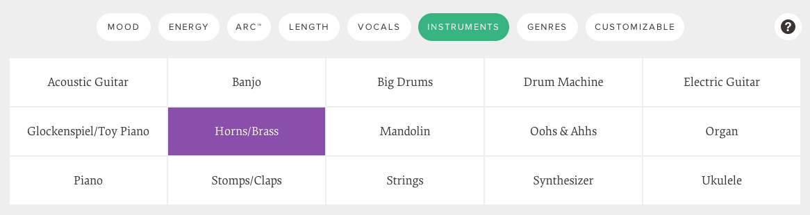 Like easter eggs? Us too. Head on over to  Marmoset  and hover over each of these instruments to hear exactly the sounds they make. And while you're there, make your own tune. :)