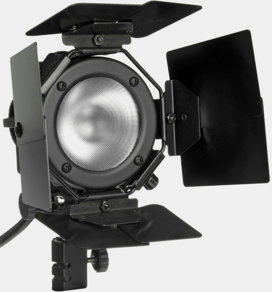 The Lowel Pro-light Flood Light's a recommended source of tungsten light: versatile, affordable, and replete with a whole bunch of accessories.