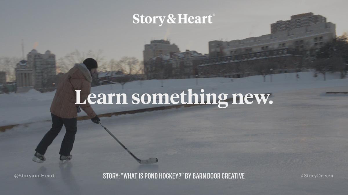 Story by  Barn Door Creative