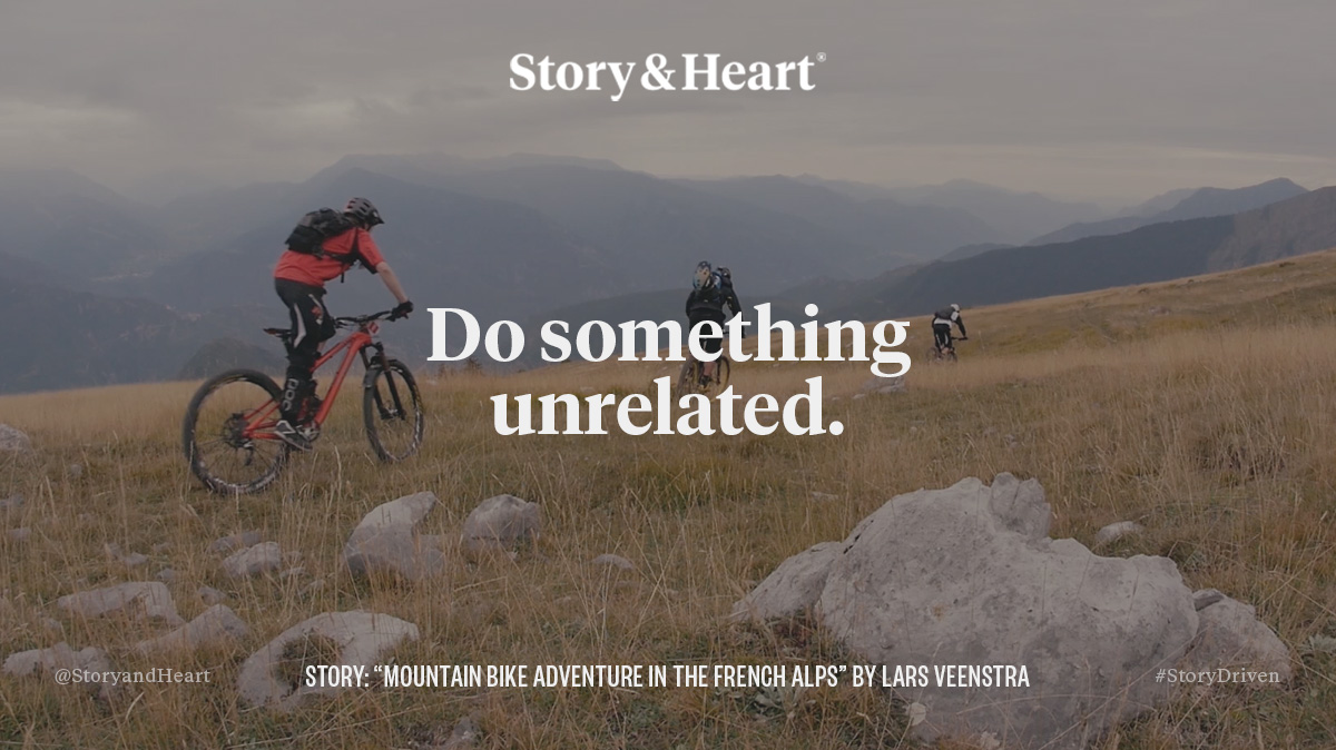 Story by  Lars Veenstra