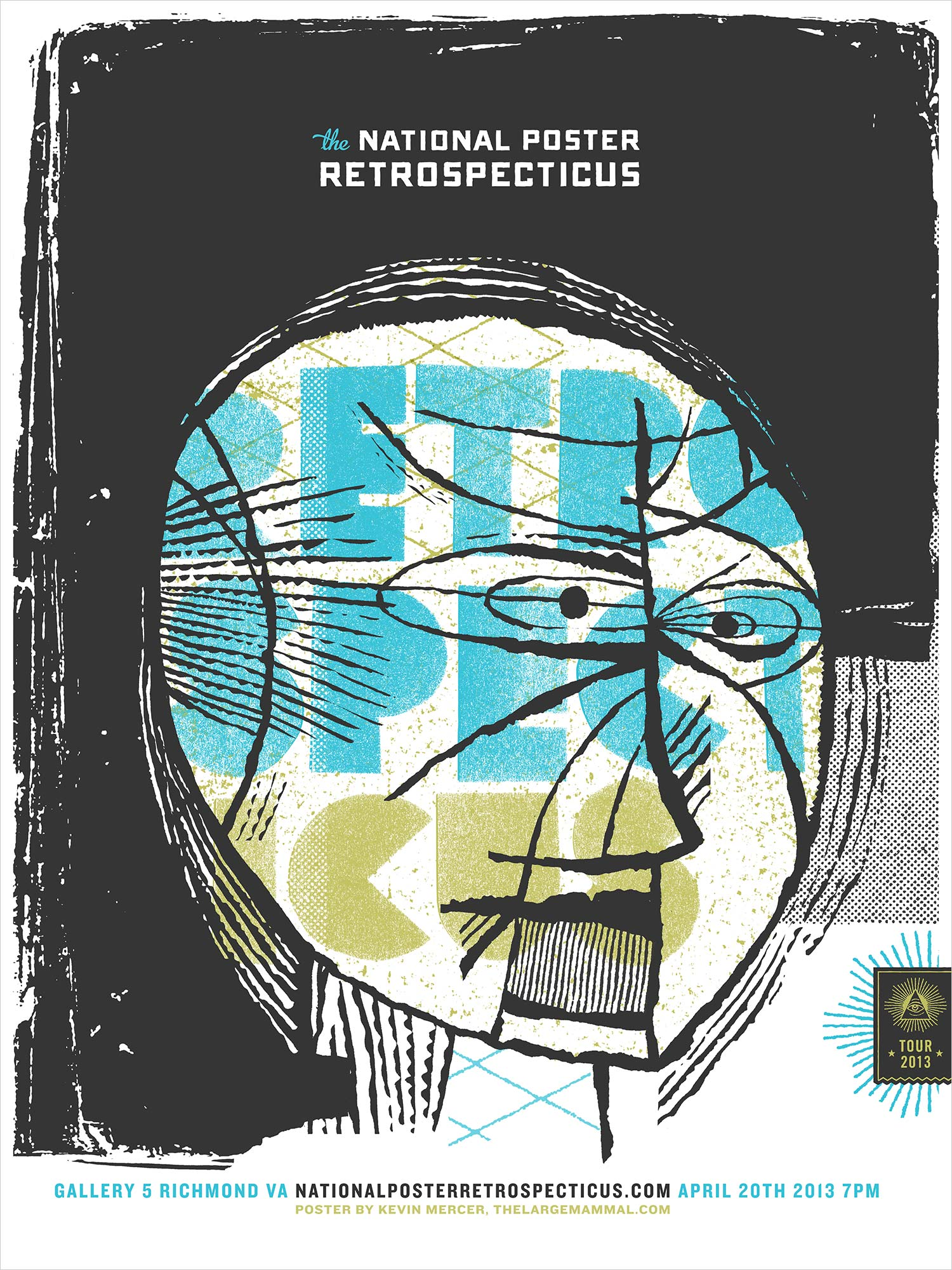 National Poster Retrospecticus
