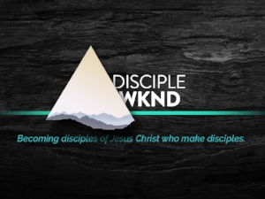 Jesus made followers out of ordinary people; people who had no formal training or impressive talent. His story changed them, and then He sent them out with their story to change the world. DISCIPLE WKND celebrates and champions the story God has written in each of us to go and make disciples of Jesus together as a church.