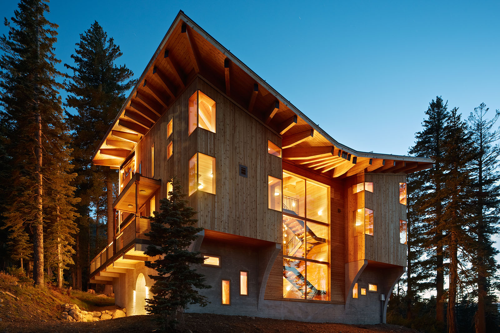 2013 CATT Residential Project of the Year, Crow's Nest Residence