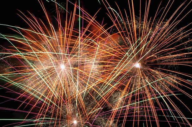 Firework night in Cambridge is not to be missed!
