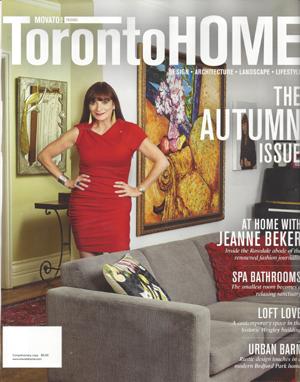 Toronto Home 2014 Cover