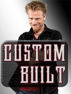 Custom Built logo