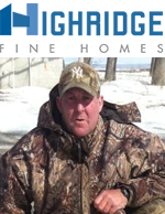 Mark Highridge pic with logo
