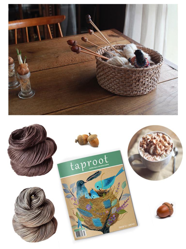 Mandarine's: A knitter's Autumn wishlist