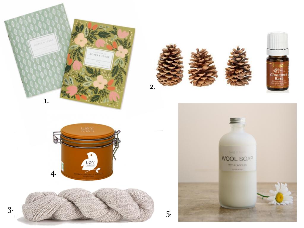 A knitter's autumnal wishlist