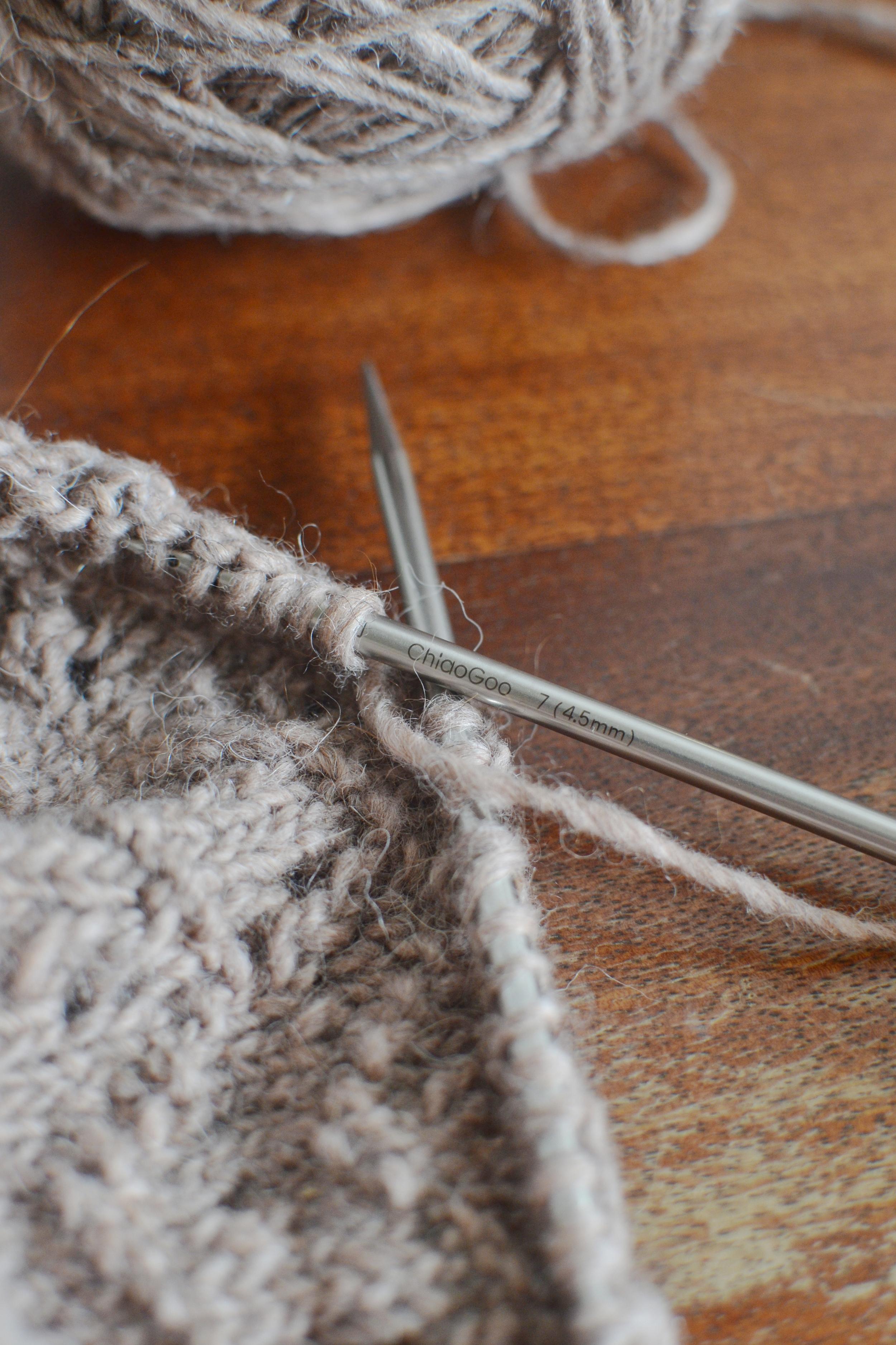 Chiagoo circualar needles kit review / Mandarine's