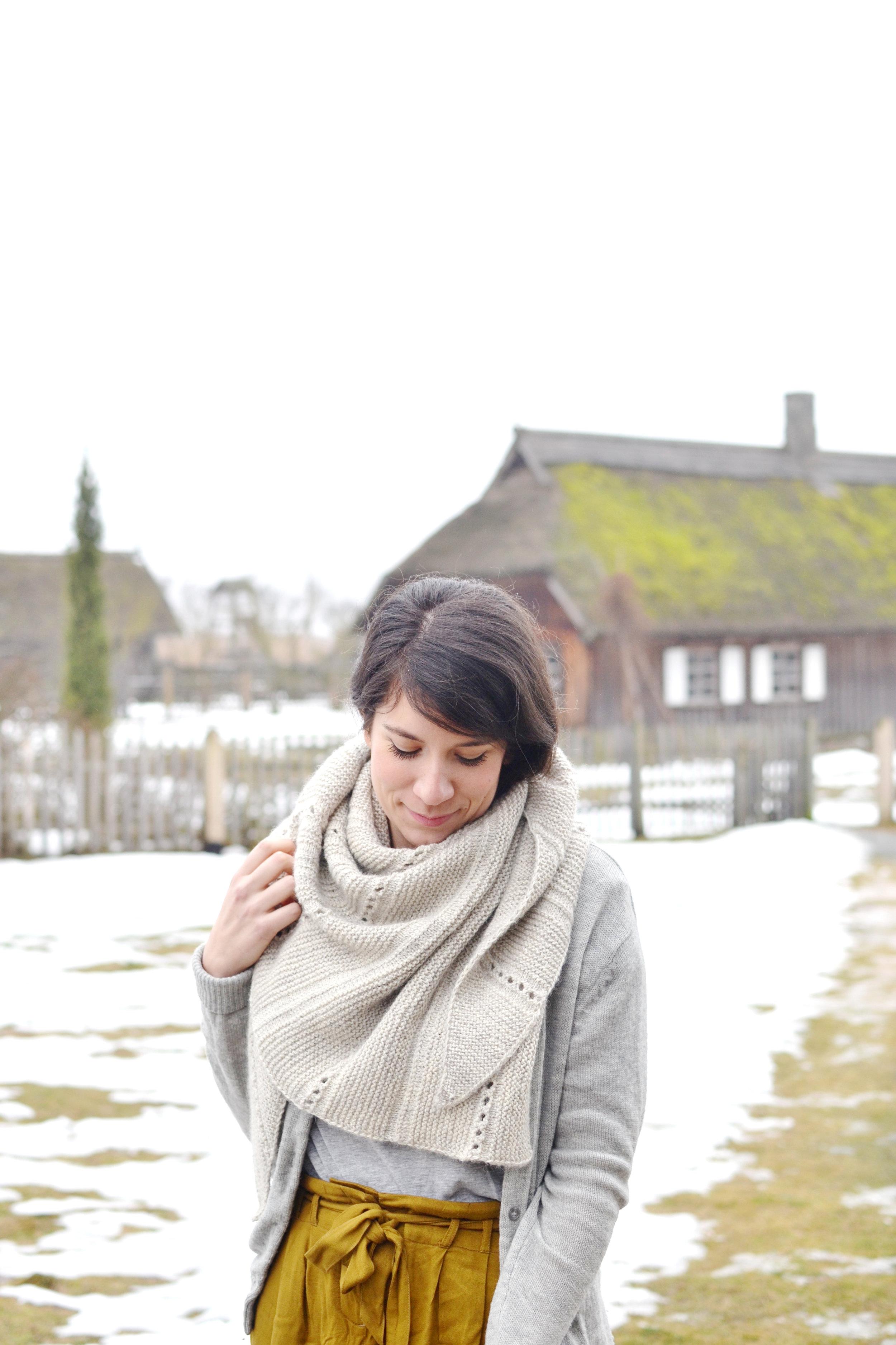 Homestead shawl