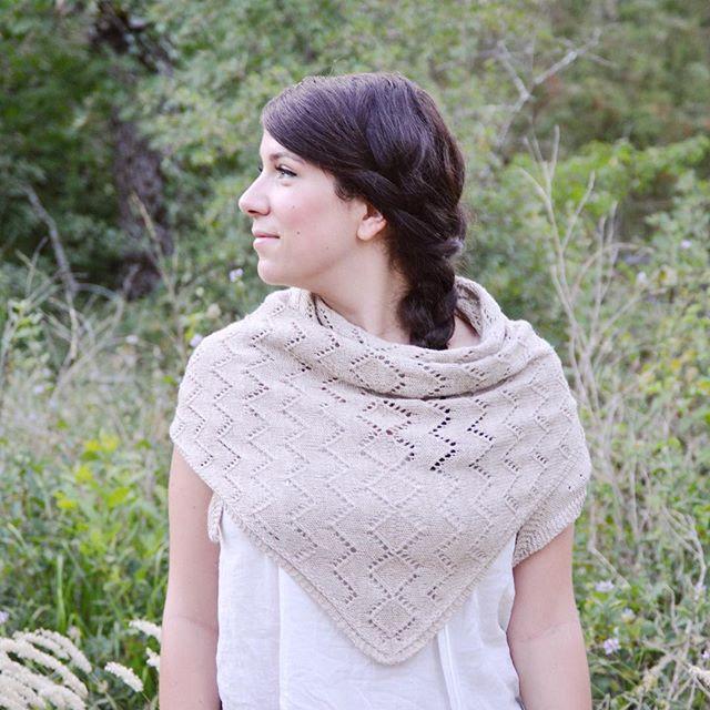Myst shawl