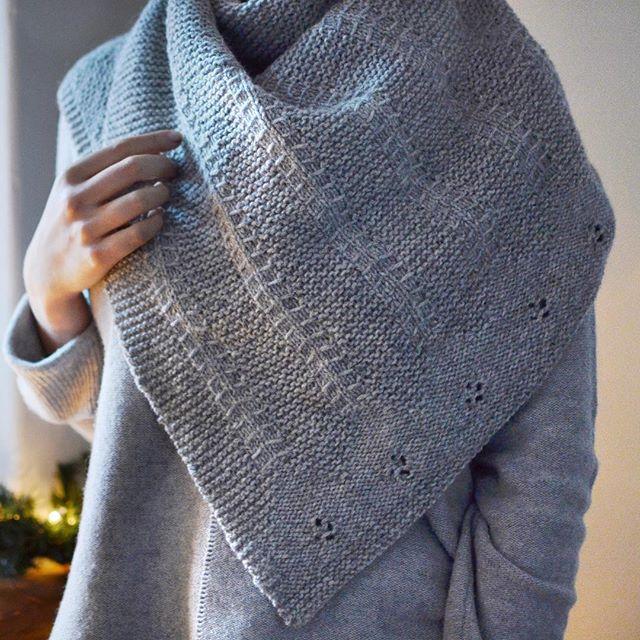 Fir shawl