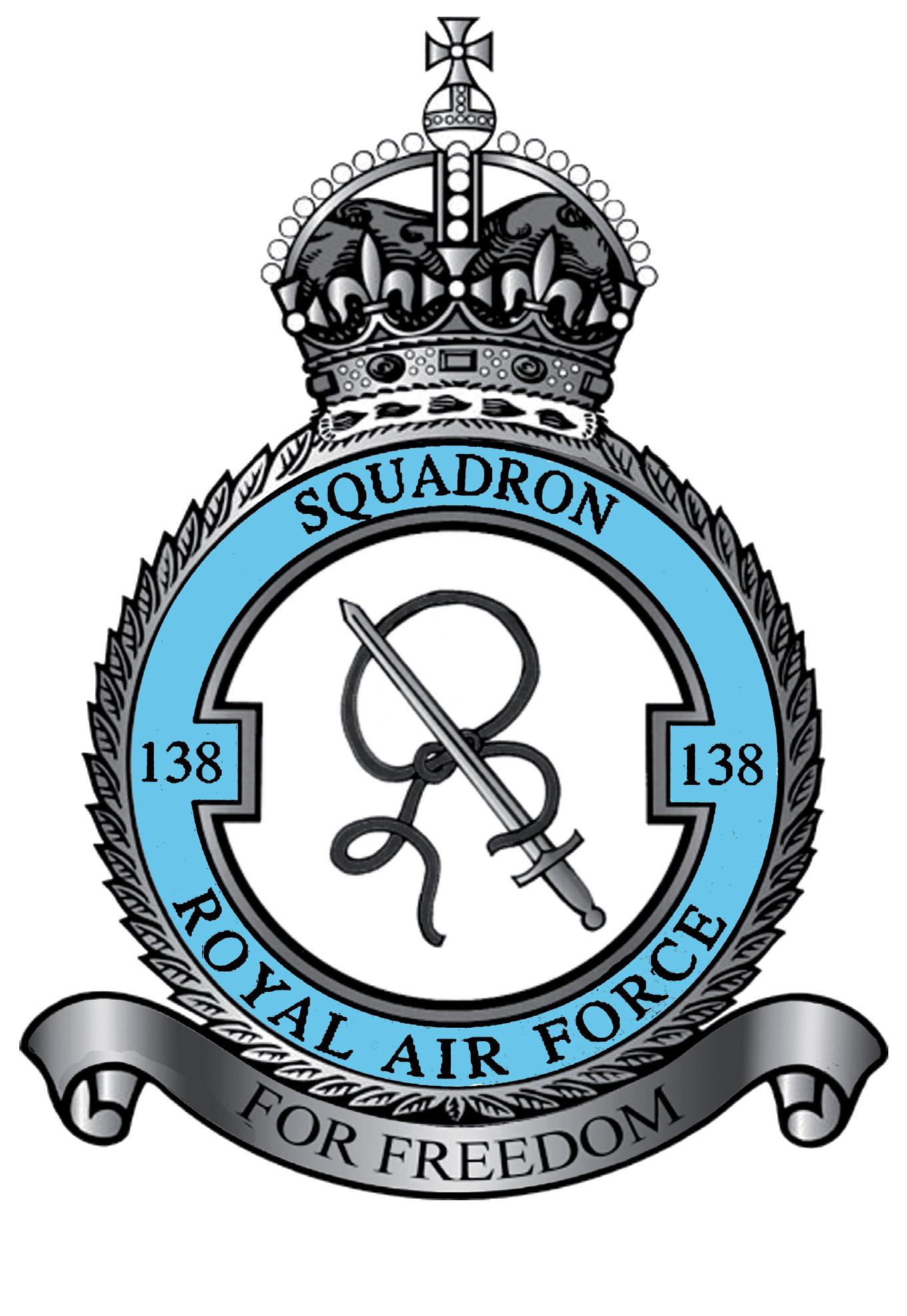 No  138 Squadron — Tempsford Airfield