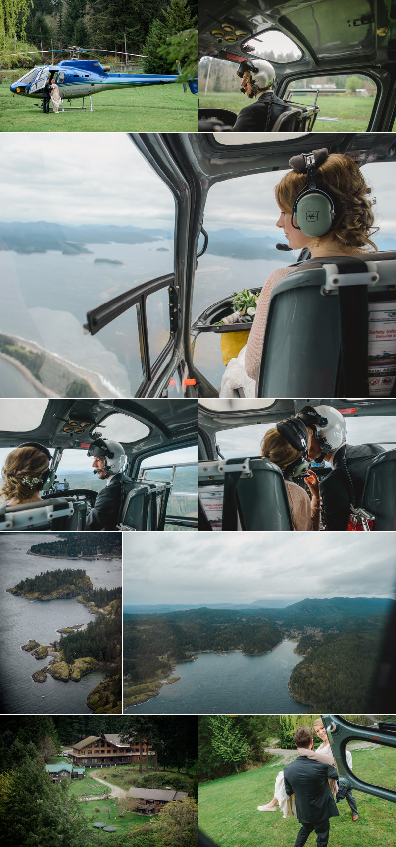 bride_helicopter