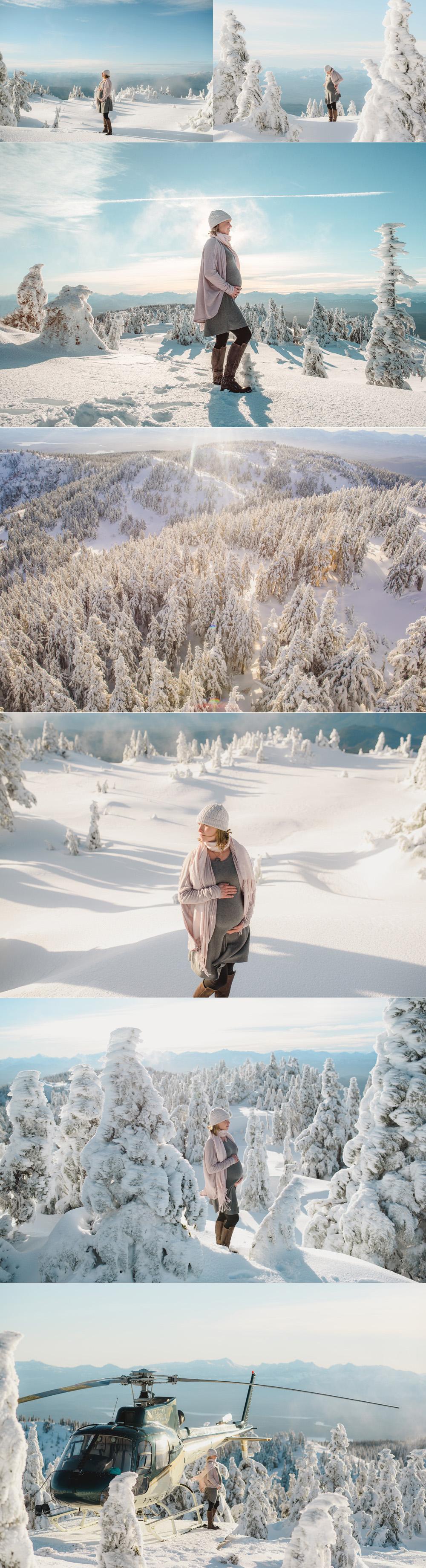 冬天的仙境