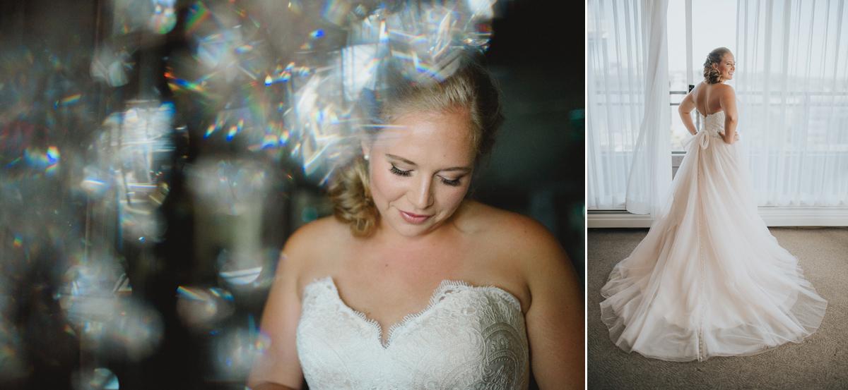 新娘准备好了
