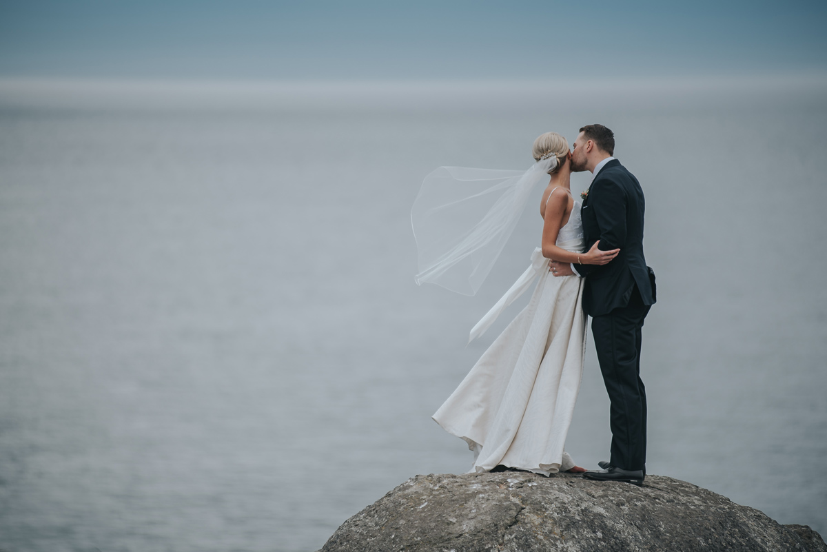 Erin Wallis Photography, bride and groom