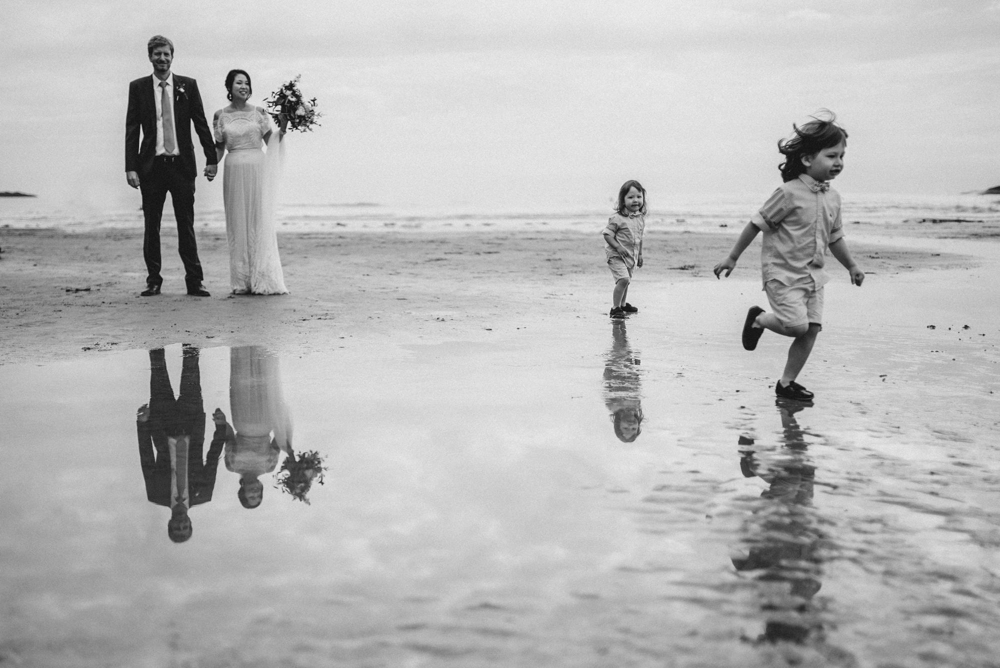 Tofino family elopement