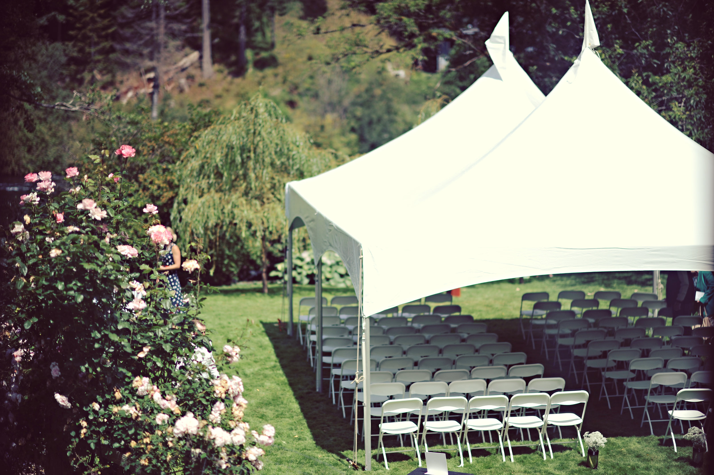 campbell river wedding venue