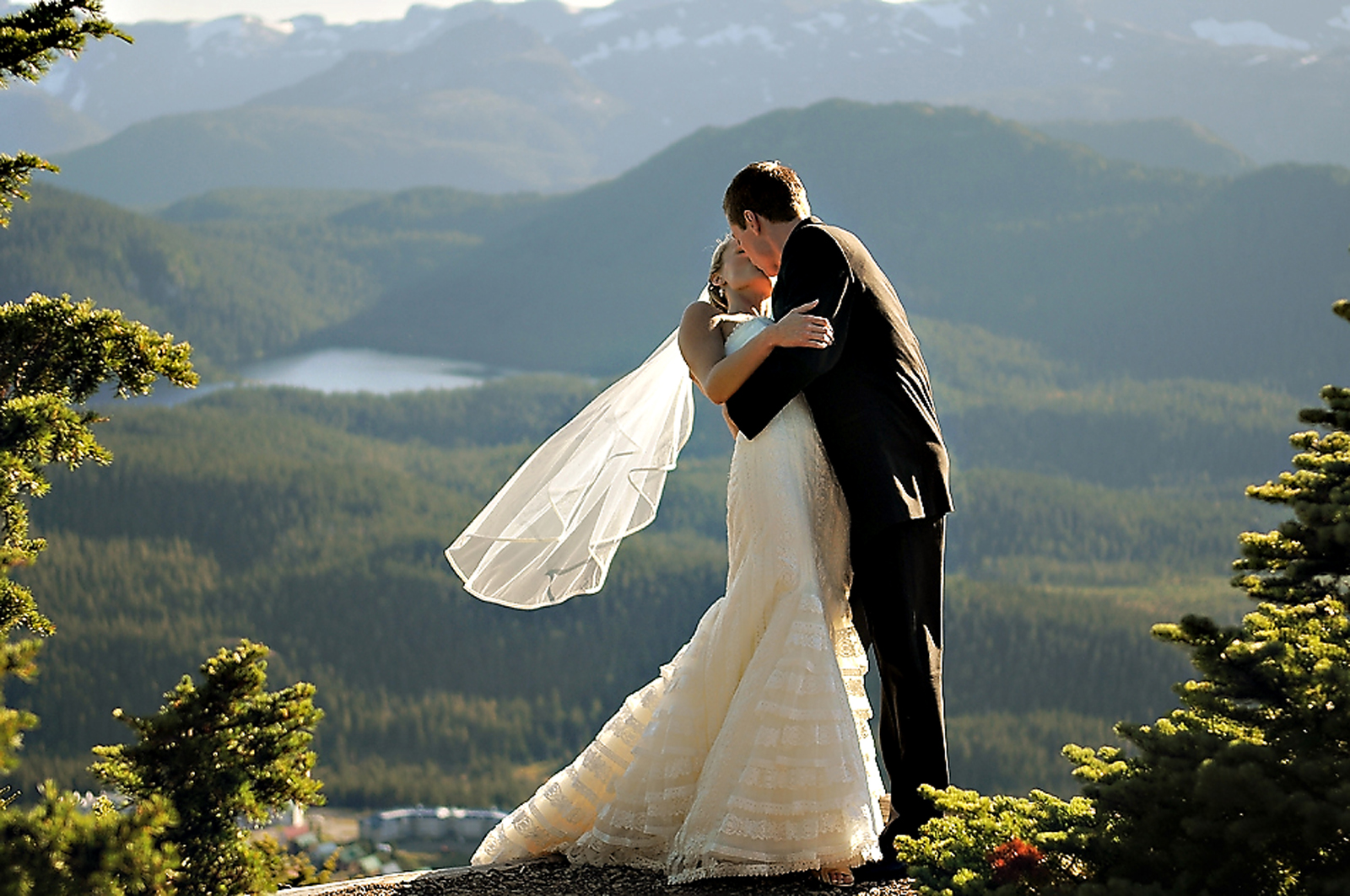 Mt. Washington Wedding